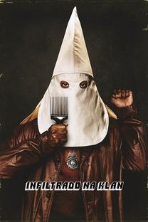 Infiltrado na Klan - Poster / Capa / Cartaz - Oficial 2