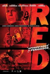 Red - Aposentados e Perigosos - Poster / Capa / Cartaz - Oficial 1