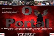 O Portal  - Poster / Capa / Cartaz - Oficial 1
