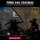 25 anos do Massacre do Carandiru: Terra das Chacinas (25 anos do Massacre do Carandiru: Terra das Chacinas)