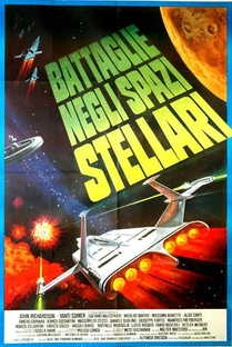 Battle of the Stars - Poster / Capa / Cartaz - Oficial 1