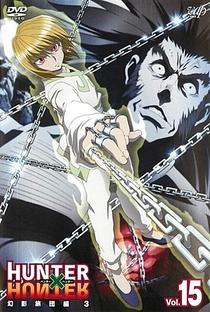 Hunter x Hunter II (Arco 4: York Shin) - Poster / Capa / Cartaz - Oficial 2