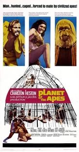 O Planeta dos Macacos - Poster / Capa / Cartaz - Oficial 4