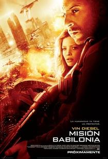 Missão Babilônia - Poster / Capa / Cartaz - Oficial 1