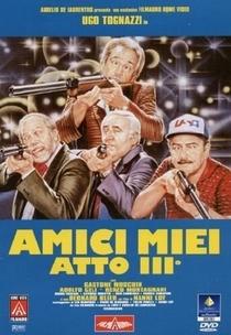 Meus Caros Amigos 3 - Poster / Capa / Cartaz - Oficial 1