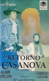 O Retorno de Casanova - Poster / Capa / Cartaz - Oficial 1