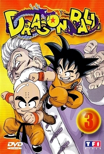 Dragon Ball (1ª Temporada) - Poster / Capa / Cartaz - Oficial 18