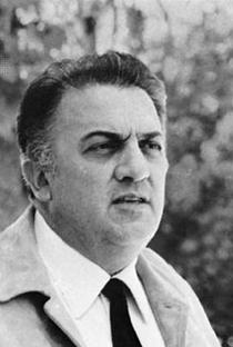 Federico Fellini - Poster / Capa / Cartaz - Oficial 3