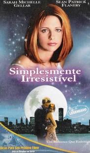 Simplesmente Irresistível - Poster / Capa / Cartaz - Oficial 2