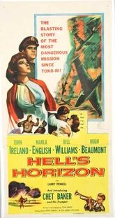 Hell's Horizon - Poster / Capa / Cartaz - Oficial 2