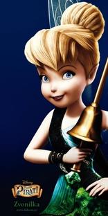 Tinker Bell: Fadas e Piratas - Poster / Capa / Cartaz - Oficial 5