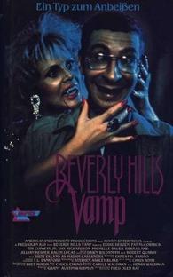 A Vampira de Beverly Hills - Poster / Capa / Cartaz - Oficial 2