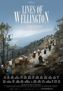 Linhas de Wellington - Poster / Capa / Cartaz - Oficial 1