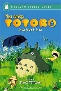 Meu Amigo Totoro - Poster / Capa / Cartaz - Oficial 71
