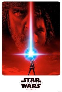 Star Wars, Episódio VIII: Os Últimos Jedi - Poster / Capa / Cartaz - Oficial 1