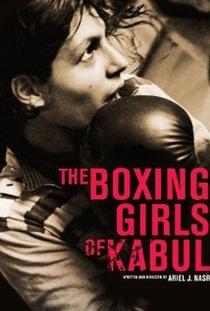The Boxing Girls of Kabul - Poster / Capa / Cartaz - Oficial 1
