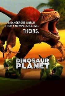 Planeta Dos Dinossauros - Poster / Capa / Cartaz - Oficial 1