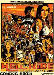 Hell Ride - Poster / Capa / Cartaz - Oficial 1
