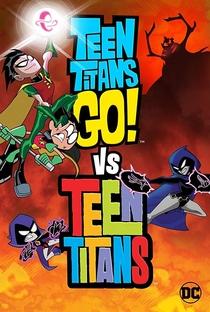 Jovens Titãs em Ação! vs Jovens Titãs - Poster / Capa / Cartaz - Oficial 2