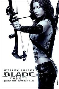 Blade: Trinity - Poster / Capa / Cartaz - Oficial 4