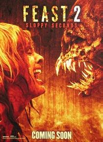 Banquete no Inferno 2 - Poster / Capa / Cartaz - Oficial 1