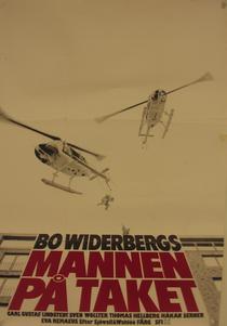 O assassino no telhado - Poster / Capa / Cartaz - Oficial 3