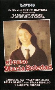 El caso de María Soledad - Poster / Capa / Cartaz - Oficial 1
