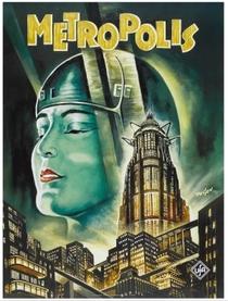 Metrópolis - Poster / Capa / Cartaz - Oficial 19