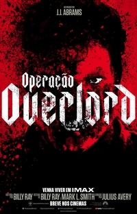Operação Overlord - Poster / Capa / Cartaz - Oficial 1