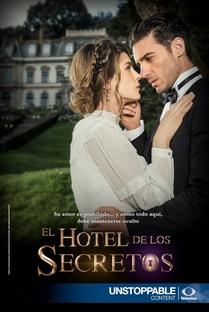 El hotel de los secretos - Poster / Capa / Cartaz - Oficial 3