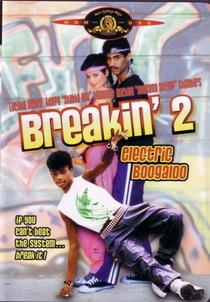 Breakdance 2 - Poster / Capa / Cartaz - Oficial 1