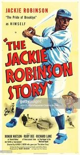 A História de Jackie Robinson - Poster / Capa / Cartaz - Oficial 4