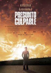 Presunto Culpable - Poster / Capa / Cartaz - Oficial 1