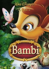 Bambi - Poster / Capa / Cartaz - Oficial 2
