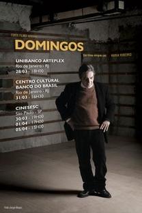 Domingos - Poster / Capa / Cartaz - Oficial 1