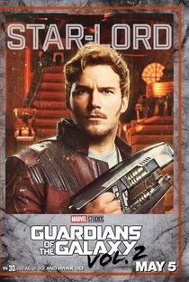 Guardiões da Galáxia Vol. 2 - Poster / Capa / Cartaz - Oficial 16