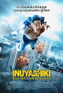 Inuyashiki - Poster / Capa / Cartaz - Oficial 5
