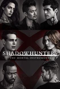 Shadowhunters - Caçadores de Sombras (2ª Temporada) - Poster / Capa / Cartaz - Oficial 4