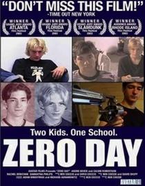 Dia Zero - Poster / Capa / Cartaz - Oficial 3