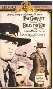 Pat Garrett e Billy the Kid - Poster / Capa / Cartaz - Oficial 10