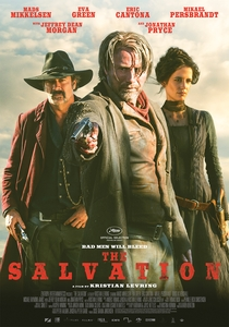 A Salvação - Poster / Capa / Cartaz - Oficial 3
