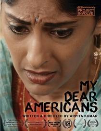 My Dear Americans - Poster / Capa / Cartaz - Oficial 1