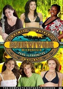Survivor Micronesia: Fãs vs. Favoritos (16ª Temporada) - Poster / Capa / Cartaz - Oficial 2