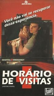 Horário de Visitas - Poster / Capa / Cartaz - Oficial 2