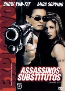 Assassinos Substitutos - Poster / Capa / Cartaz - Oficial 3