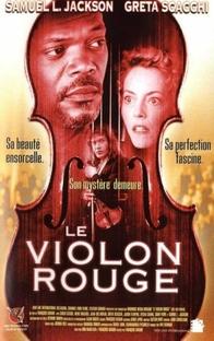 O Violino Vermelho - Poster / Capa / Cartaz - Oficial 4
