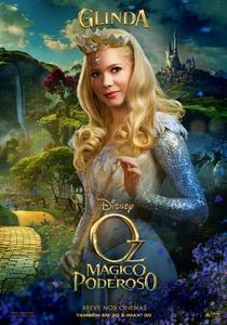 Oz: Mágico e Poderoso - Poster / Capa / Cartaz - Oficial 11