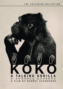Koko: A Talking Gorilla - Poster / Capa / Cartaz - Oficial 1