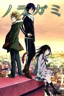 Noragami (1ª Temporada) - Poster / Capa / Cartaz - Oficial 12