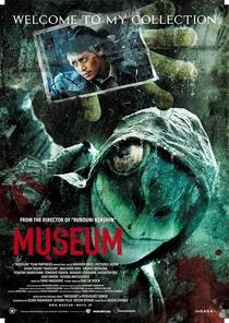 O Serial Killer Mascarado - Poster / Capa / Cartaz - Oficial 6